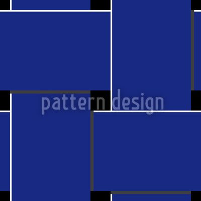Blue Weave by Mads Miltersen available for download on patterndesigns.com