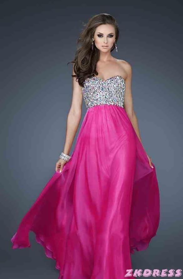Mejores 81 imágenes de Prom dress en Pinterest   Vestidos largos ...