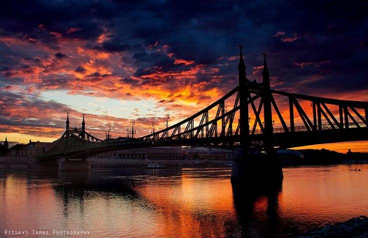 Napfelkelte - Budapest