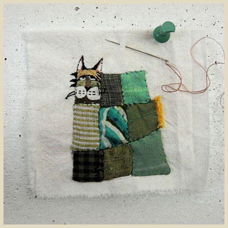 Summer cat - Spirit Cloth