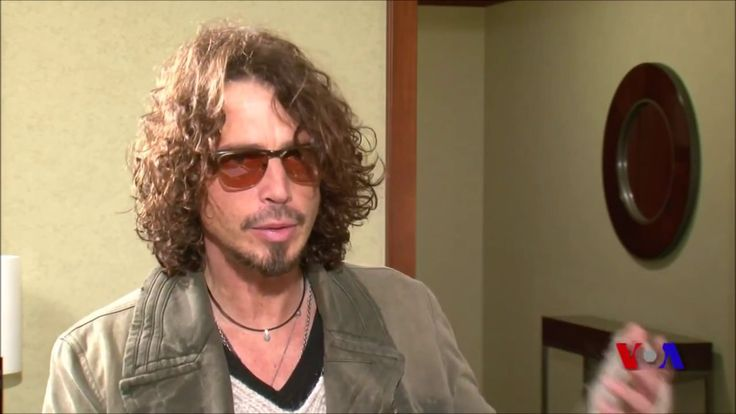 Chris Cornell Talks About Dreams, Death and Layne Staley - YouTube