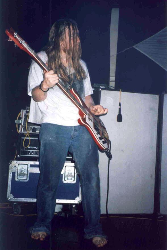 Scott Reeder (drummer)