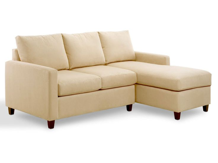 Megan Combines The Best Of A Sofa And A Chaise For A Perfect
