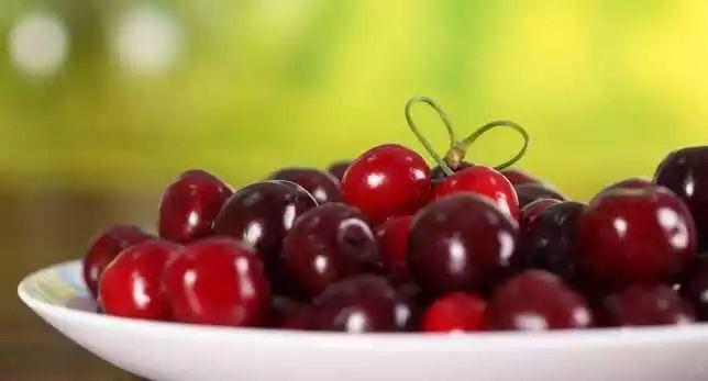 consuma cirese pentru o viata sanatoasa