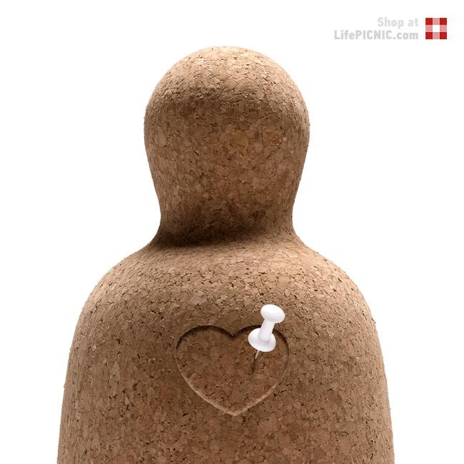 Pino Memoboard Voodoo Doll · Materia® Amorim, €50.00