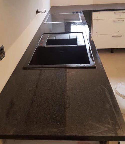 best 25+ granit arbeitsplatte ideas on pinterest | arbeitsplatte