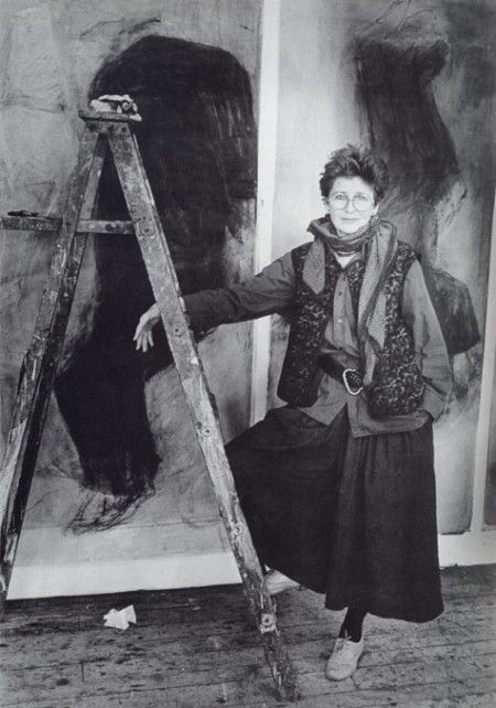 Betty Goodwin - was a Canadian printmaker, sculptor, painter, and installation artist.