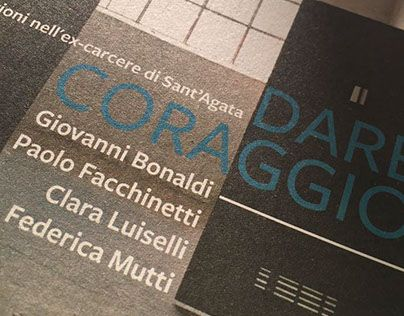 """Check out new work on my @Behance portfolio: """"Dare Coraggio   2016""""…"""