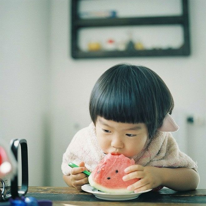 oh dear: Food Recipes, Fearless Children, Precious Children, Kids Eating Watermelon, Baby Things, God Children, Children Lov, Eating People Photography, Watermelon Food