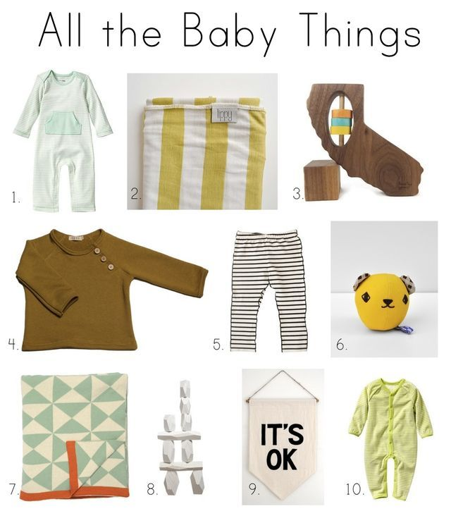 Baby Gifts For Gender Neutral : Best images about baby gifts on