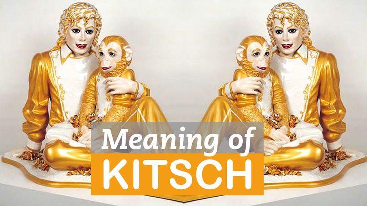 The Meaning of Kitsch in Art | Art Terms | LittleArtTalks