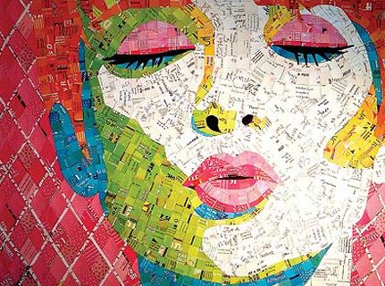 junk mail art