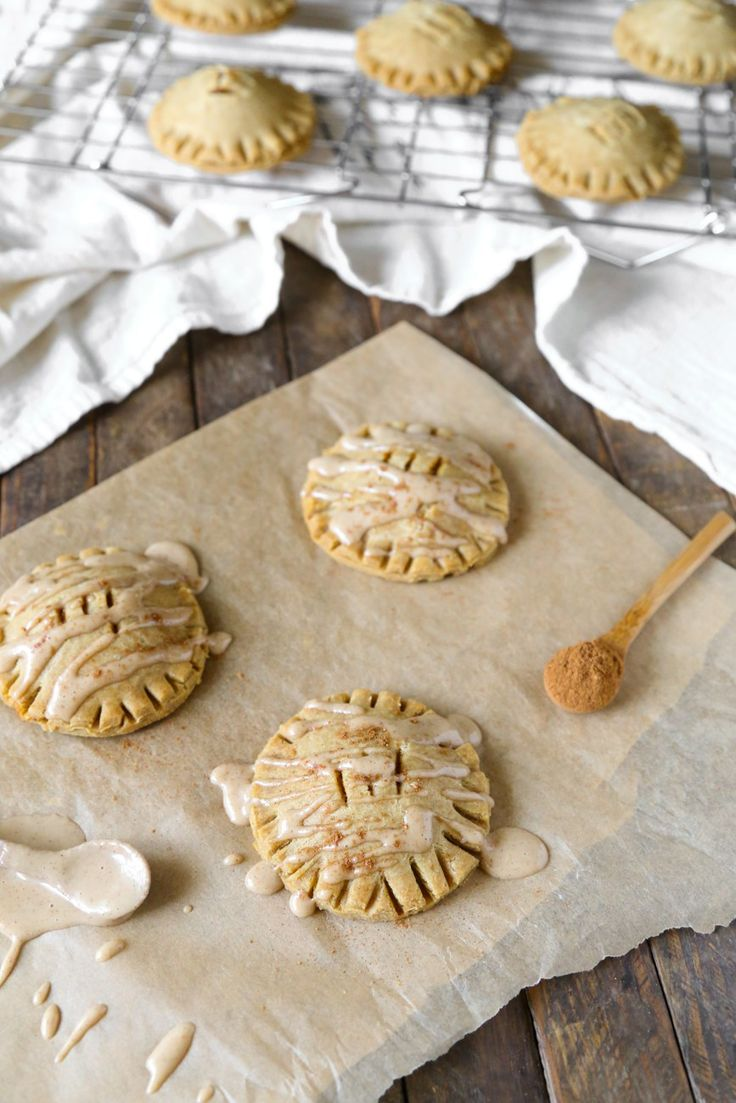 Gluten-Free Pumpkin Spice Hand Pies   Vegan, Dairy-Free   The Plant Philosophy