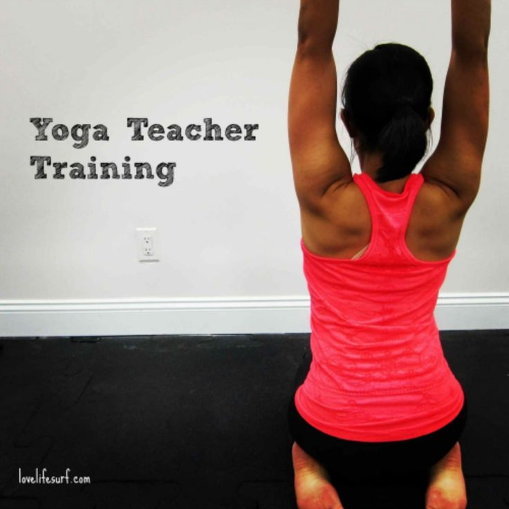 Yoga Teacher Training: Week-long Intensive