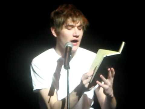 "Bo Burnham - ""Andy the Frog"""
