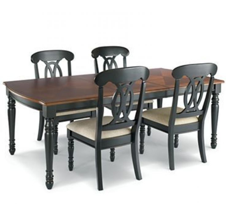 Raleigh Dining Set Jcpenney With Chairs Sets