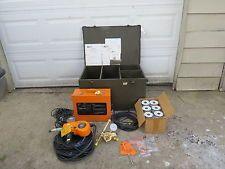 Airco MIGet Mig Welding Set Complete Military Unused Condition