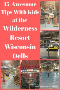 15 Tips You Need to Have an Awesome Family Getaway to The Wilderness Resort in Wisconsin Dells
