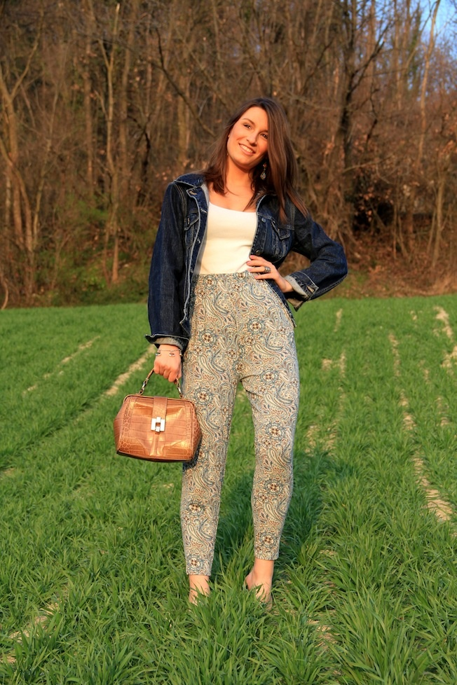 Style and Trouble: Fancy Pants