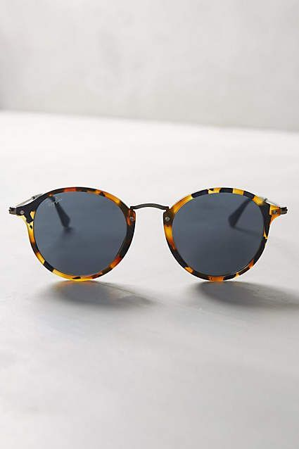 Ray-Ban Round Icon Sunglasses - anthropologie.com#anthrofave