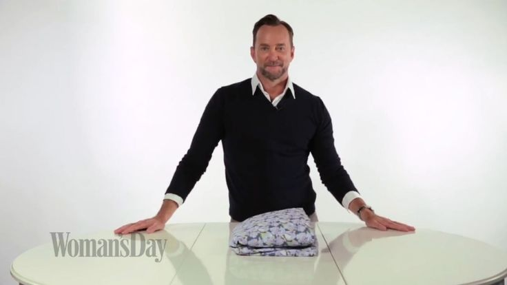 3 Steps to a Perfectly Folded Fitted Sheet - GoodHousekeeping.com