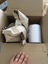 CAMTOA 90M x 15CM Tüll Tülldekostoff Tüllstoff für Hochzeit Party Auto Dekoration- Crafts Geschenk Bogen Tüllband Rollenspule 8 Farben Weiß: Amazon.de: Sport & Freizeit