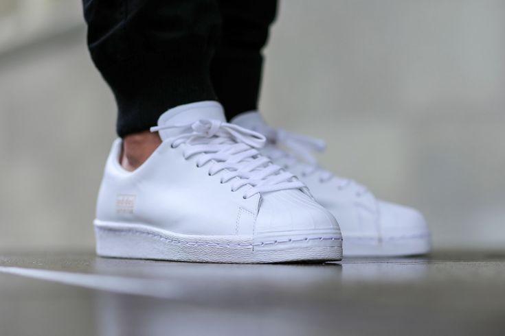 Adidas Superstar 80s Clean White Og Eukicks Sneaker Magazine Adidas Superstar 80s Adidas Superstar Adidas Originals Superstar