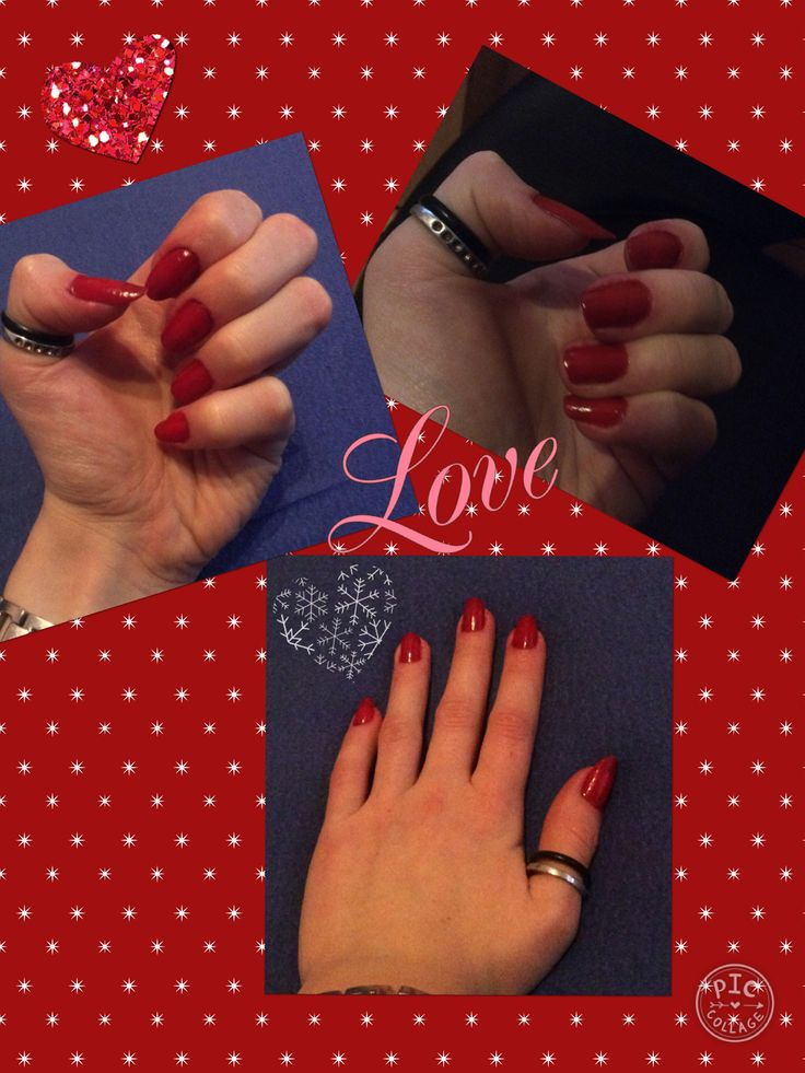 #Nails#Red