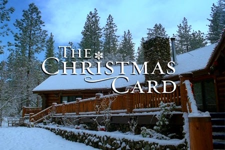 The Christmas Card ...I need hot chocolate during this movie ooooo and it makes me want  a club sandwich on rye with curly fries (extra crispy) and hot chocolate with marshmallows