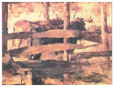 1931  Óleo sobre madeira (27,5 x 35 cm)