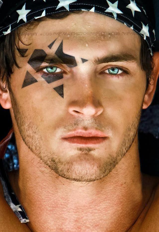 Corey Cann By Luis Rafael My Beautiful Men Star Eyes