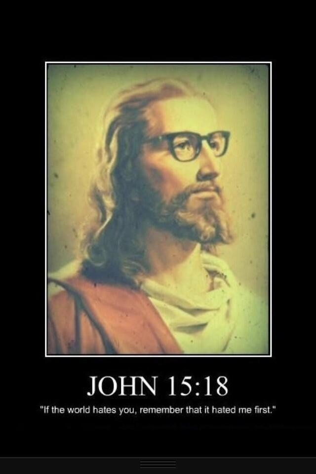 Hipster Jesus | Working with Youth | Pinterest | Funny, Christian ...