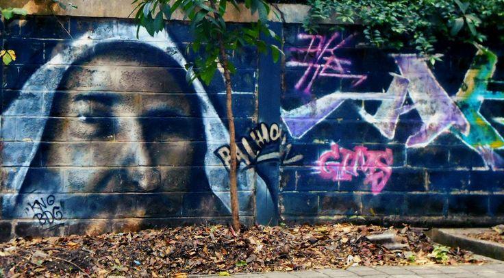 Apakah mural itu dilarang di Bandung? Nampaknya tidak juga