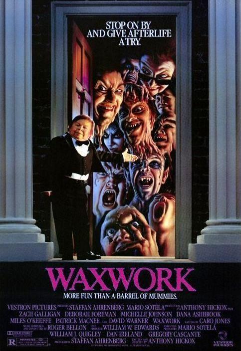Waxwork: Museo de cera (1988) - FilmAffinity
