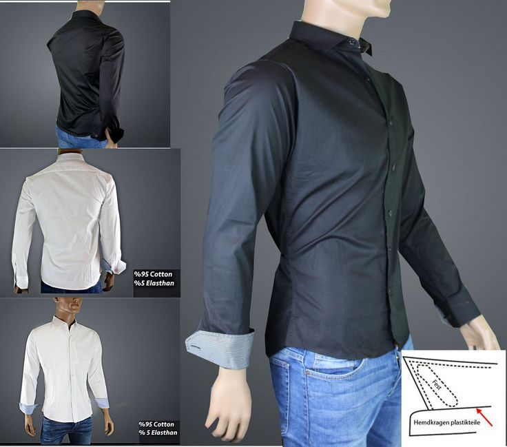 1000 ideas about herren hemden slim fit on pinterest. Black Bedroom Furniture Sets. Home Design Ideas