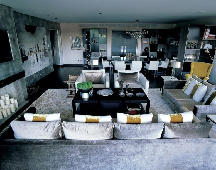 Kelly Hoppen the city apartment international