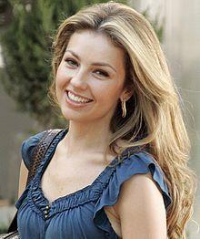 Thalía, singer