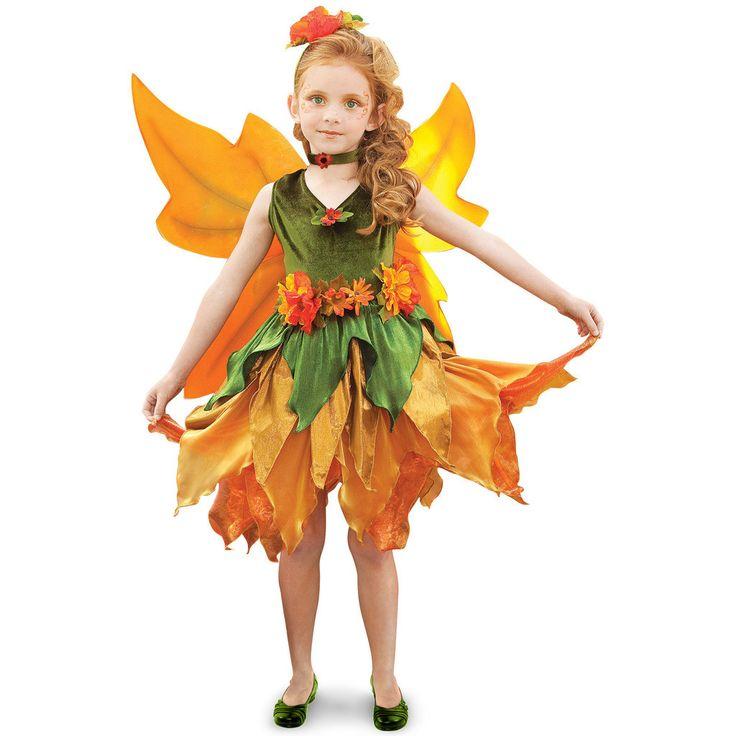 fall fairy child costume - Halloween Stores Austin Texas