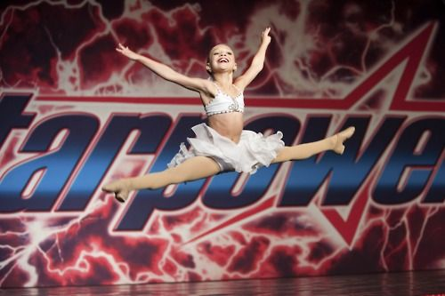 Maddie Ziegler....... DANCE MOMS ALL THE WAY!!!