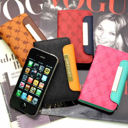 Card Pocket Neo Diary Korean Smartphone Case