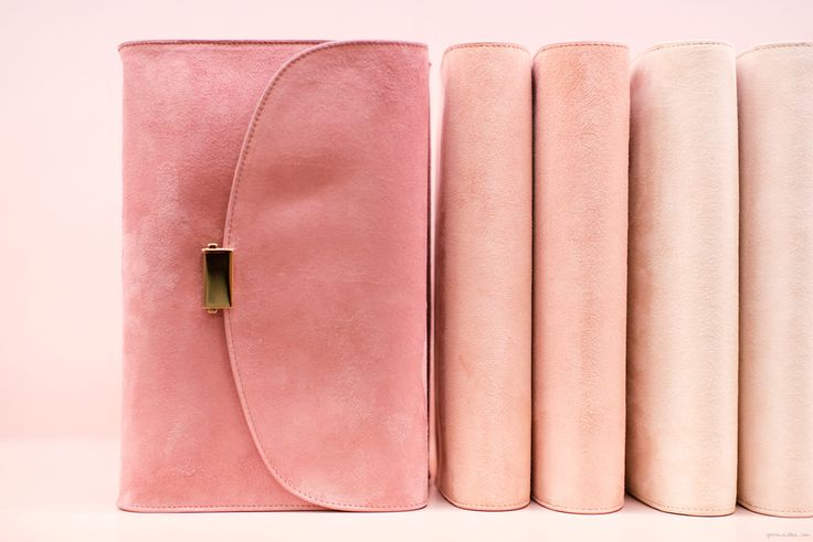 Garance Doré pink clutches | GoodLooks | www.goodlooks.me