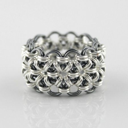 chain maille ring!