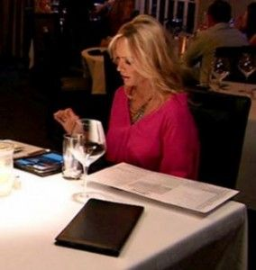 Tamra Barney's Hot Pink Blouse DETAILS: http://www.bigblondehair.com/real-housewives/rhoc/tamra-barneys-hot-pink-shirt/