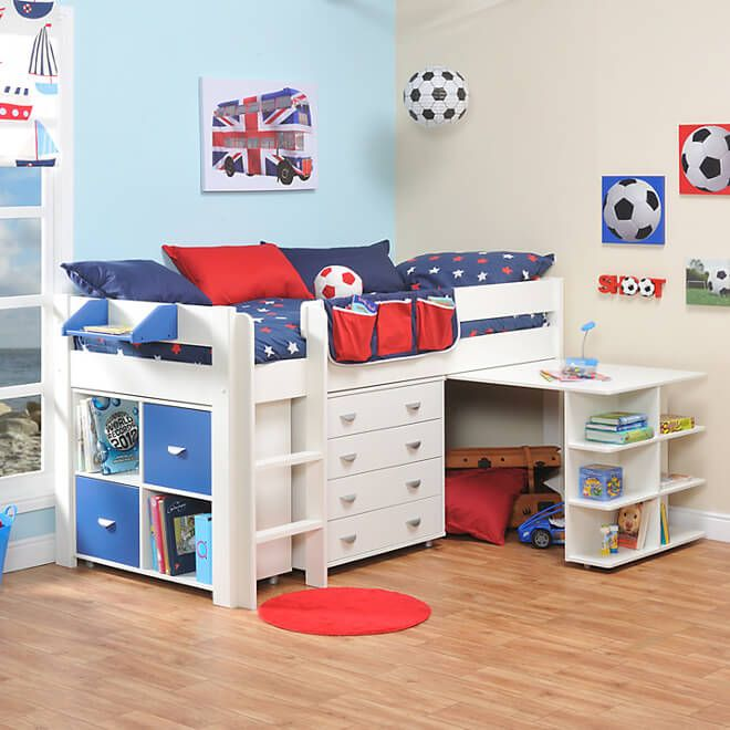 25 best ideas about mid sleeper with storage on pinterest kids mid sleeper beds mid sleeper. Black Bedroom Furniture Sets. Home Design Ideas