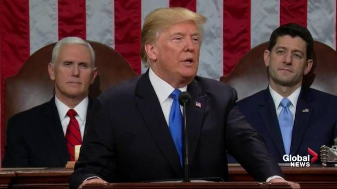 Reject chaos and partisanship Joe Kennedy III says in Democratic rebuttal to Trump speech Latest News
