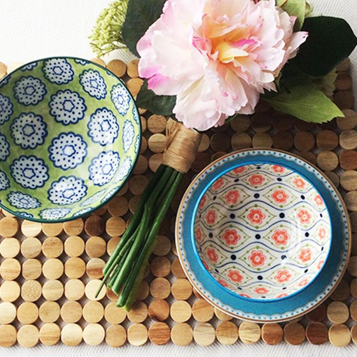 Fall in love with colourful tableware. Featuring Noritake Carnivale range and Japanese Ceramics.