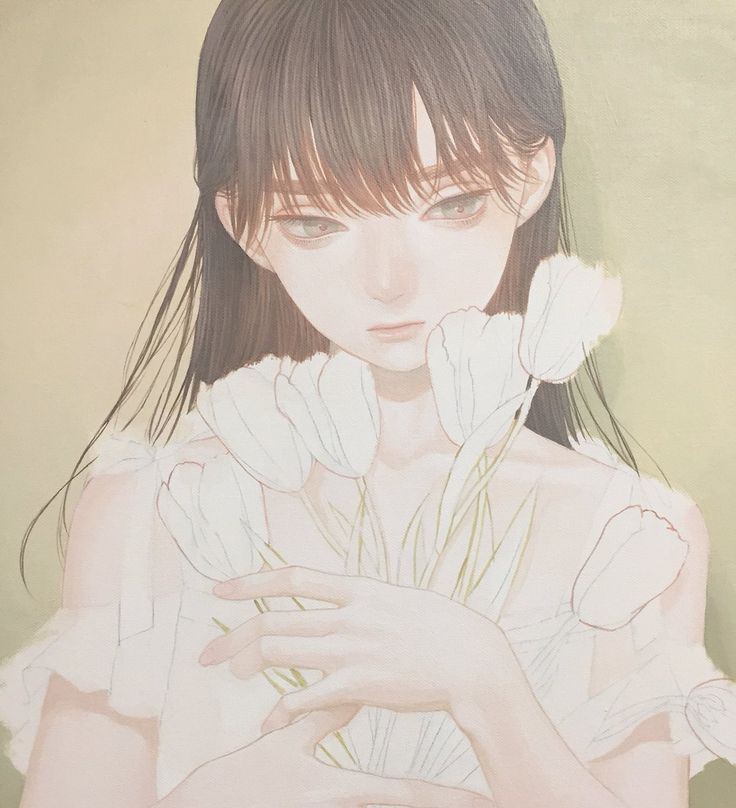 Embedded Girl girly illustration drawing art beautiful art cute
