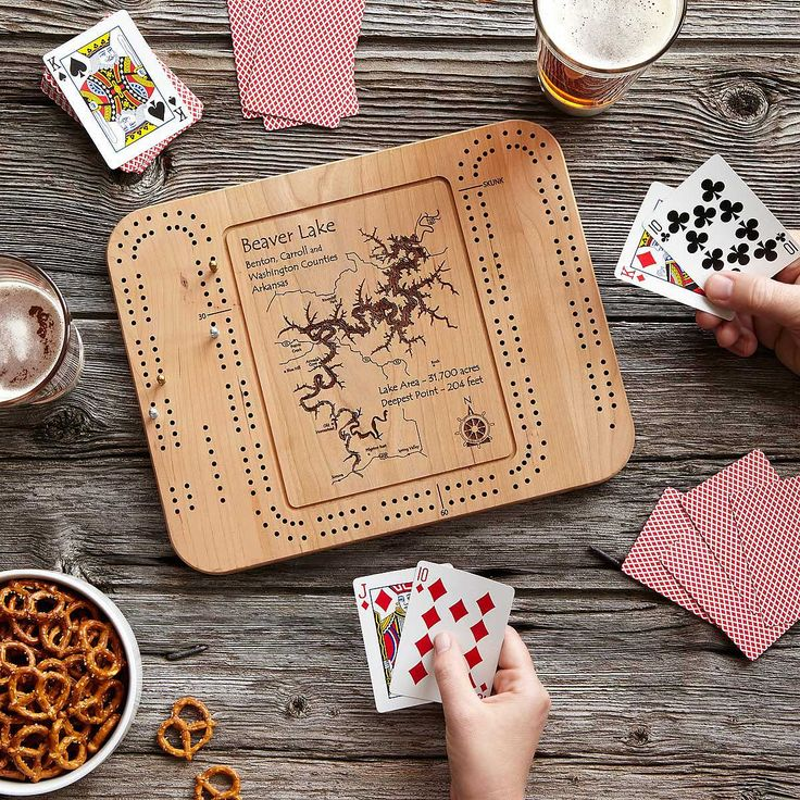how to play cribbage board game