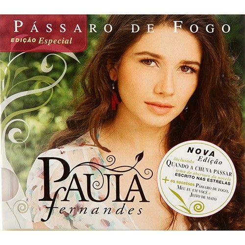 Paula Fernandes - Pássaro de Fogo - Edição Especial-CD