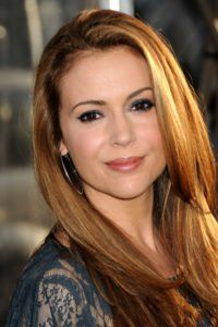 Liberal Actress Alyssa Milano Blasphemes #Harvey National Prayer Day as 'National A**hole Day'